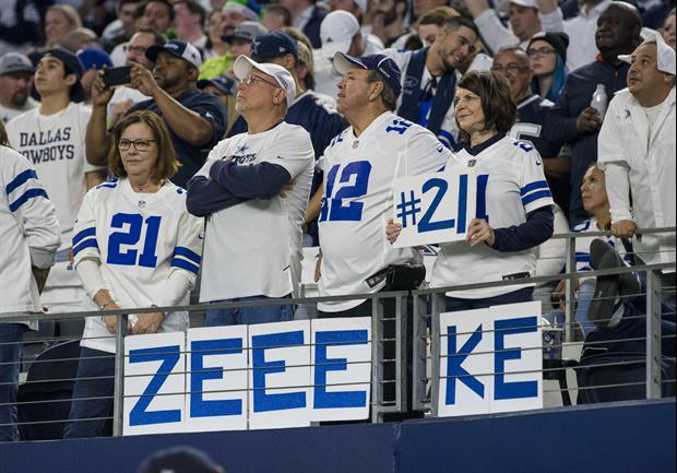 best service b2f8a 17c21 Stephen A. Smith Made This Video From A Bar Trolling Cowboys ...