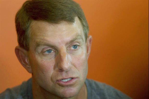 Dabo Swinney Believes The SEC Isn't As 'Deep' As It Used To Be