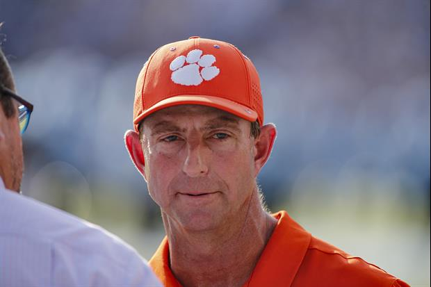 Dabo Swinney Responds To Florida State Coach Mike Norvell's Comments