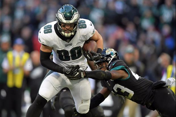 Eagles TE Dallas Goeder 'Sucker Punched' At Restaurant On Friday Night