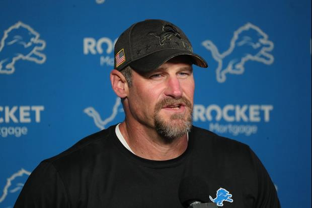 Detroit Lions New Head Coach Dan Campbell's Coffee Routine Is Bonkers....