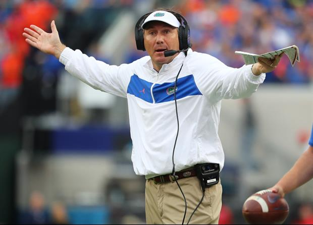Dan Mullen Trolled By Ex-FSU Star After He Accidentally Sent Him A Message On Instagram