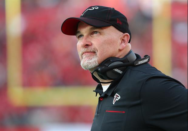 Dan Quinn Wrote This Letter To Atlanta After Being Fired By Falcons