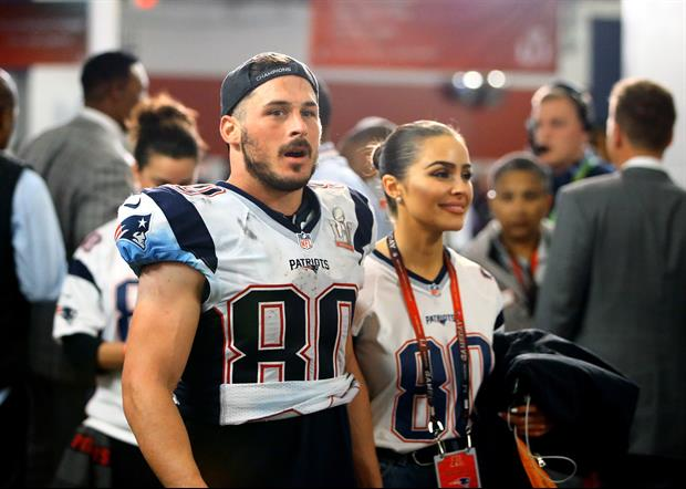 Danny Amendola Goes On Instragm About His Relationship With Olivia Culpo