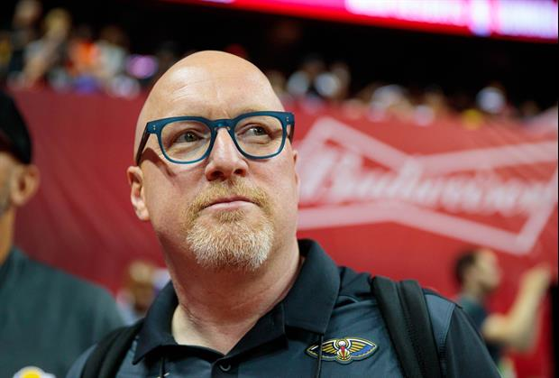 David Griffin Explains Why The Pelicans Shut Down Zion Williamson