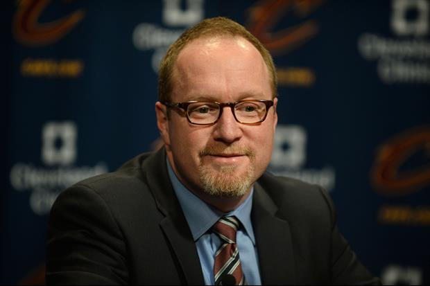 New Pelicans GM David Griffin Says 'Hold On' & Feels Like Anthony Davis Wants To Stay?