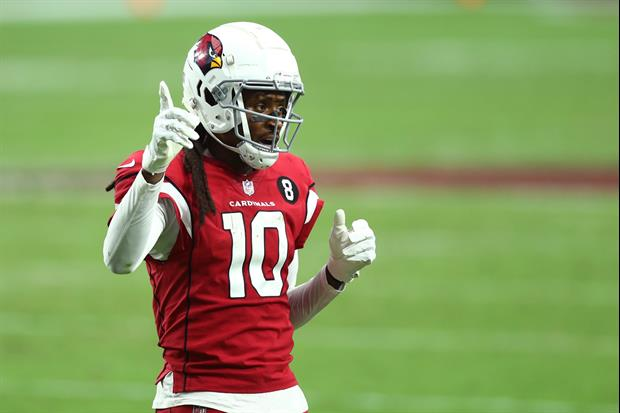 Watch DeAndre Hopkins' Hilarious Reaction To All The Terrible QBs He's Played With