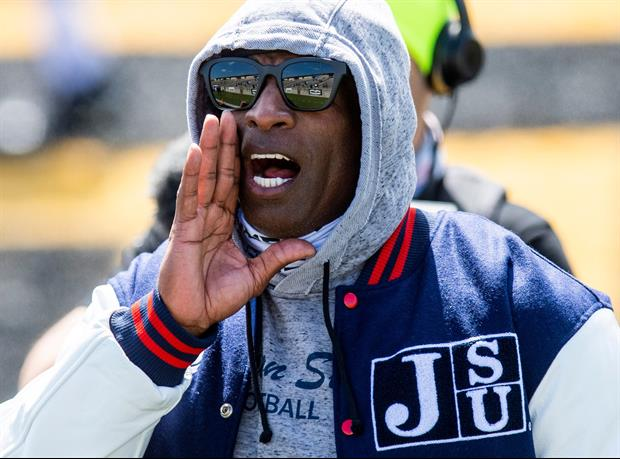 This Is What Deion Sanders Tells Interested Recruits