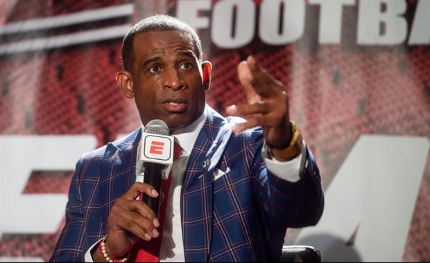 Deion Sanders Walks Out On Interview After Altercation With Reporter