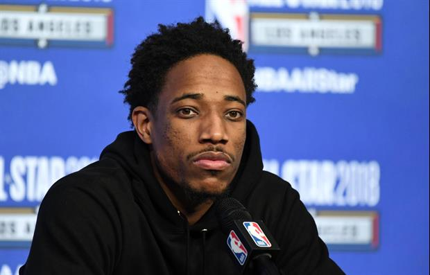 Spurs' DeMar DeRozan Not Afraid To Be Brutally Honest About The Raptors