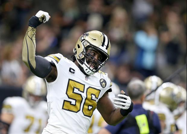 Saints LB Demario Davis Has Amazing Quote About His Contract Extension Got Done So Quietly