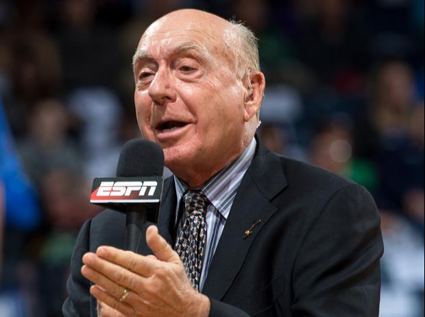 Is 80-year-old Dick Vitale done at ESPN? Nope, Dickie V signed an extension on Wednesday...
