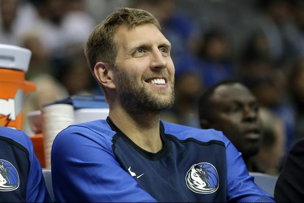 This is how the Dallas Mavericks will be honoring their retired future Hall of Famer Dirk Nowitzki t