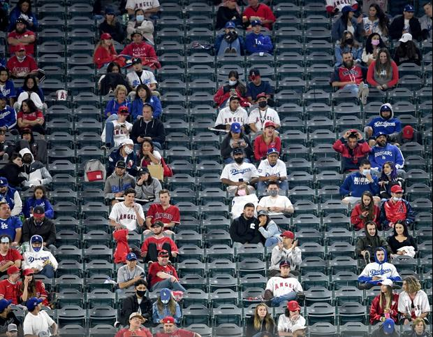 Dodgers And Angels Fans Brawled In Stands Over The Weekend