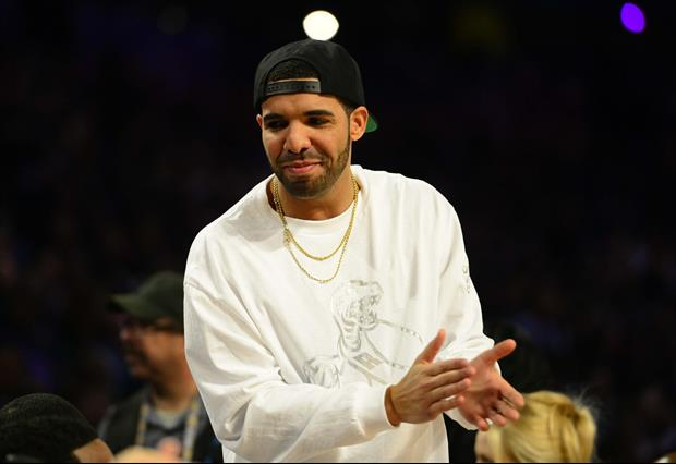 Drake Tries Acting Like Athlete, Breaks Light Fixture W/ Soccer Ball