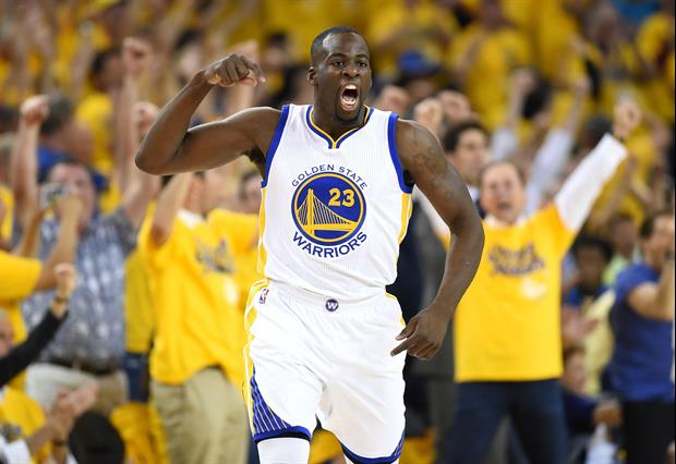 Draymond Green Was Not Happy With DoorDash So He Went On Twitter To Complain
