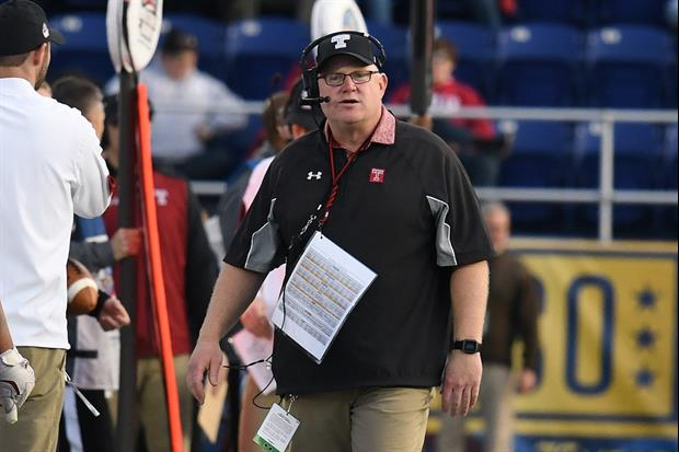 I Could Swear Temple S Interim Independence Bowl Coach