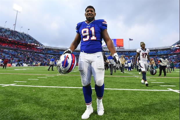 Video Of Bills DT Ed Oliver Being Arrested For DWI And Unlawfully Carrying A Weapon