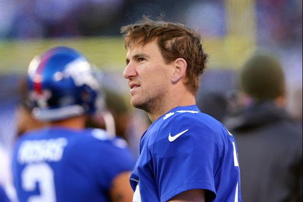 Here's How Giants QB Eli Manning Found Out About Odell Beckham Trade......