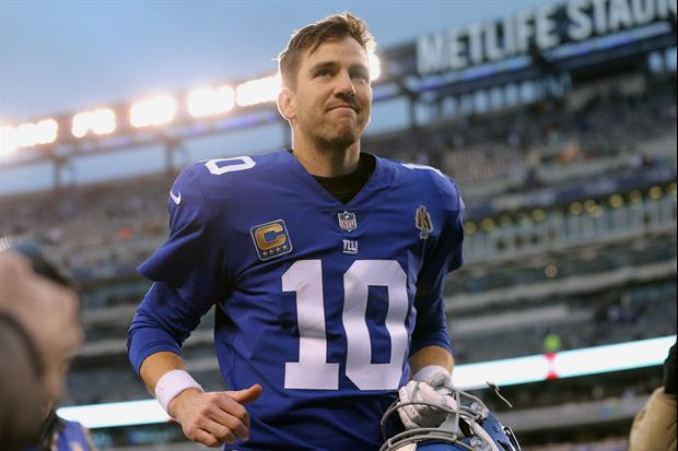 Watch Giants QB Eli Manning's Retirement Press Conference