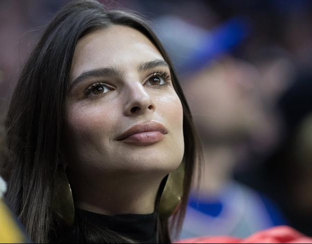 SI Swimsuit's Emily Ratajkowski introduced the world to her new BODY clothing line on Wednesday.