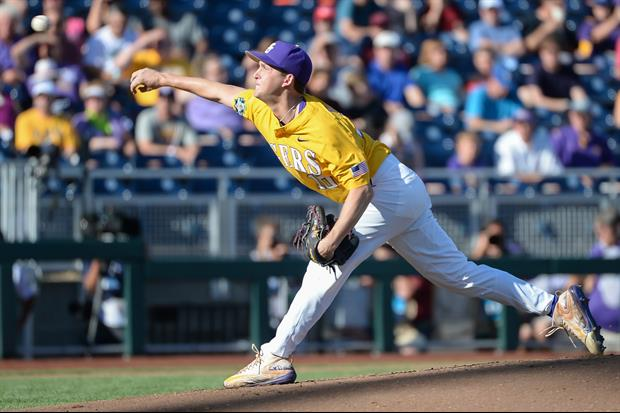 what time is the lsu arkansas baseball game today