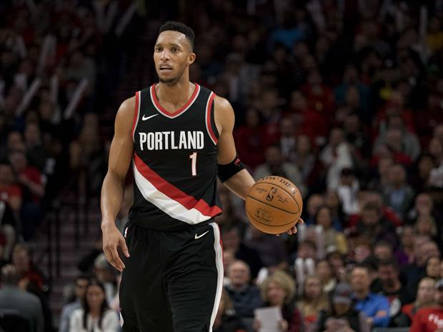A Semi Crashed Into Blazers guard Evan Turner's Backyard & Destroyed His Swimming pool