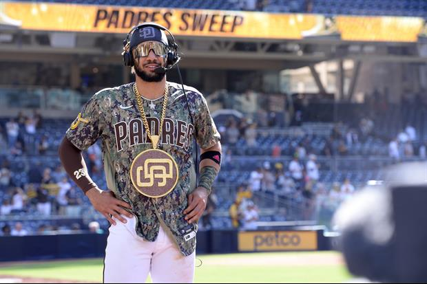 Have You Seen The San Diego Padres' Spinning Home Run Chain?