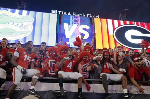 Why Are Florida Fans Tweeting Out '14,000 Days'? Well, that's how many days it's been since Georgia'