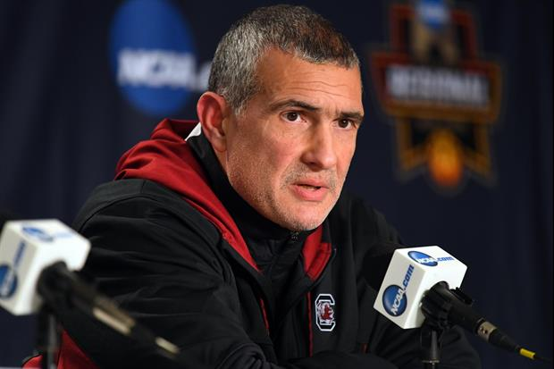 South Carolina's Frank Martin Calls NBA Player 'Spoiled Brat' For Complaining About Food