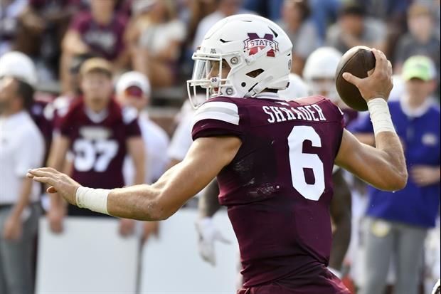 On Tuesday afternoon, former starting Mississippi State QB Garrett Shrader announced he's transferri
