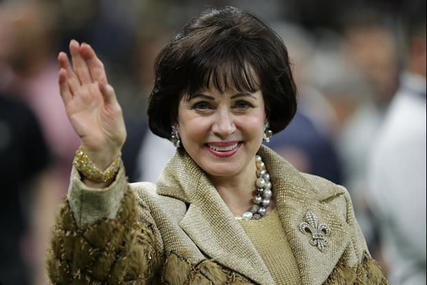 Saints Owner Gayle Benson Stopped Attempted Carjacking, Cops Confirm