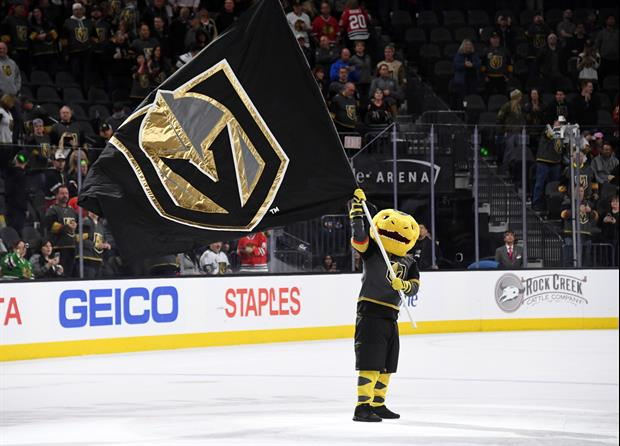 Congratulations Vegas Golden Knights, you're officially hockey fans. Enjoy beating each other up for