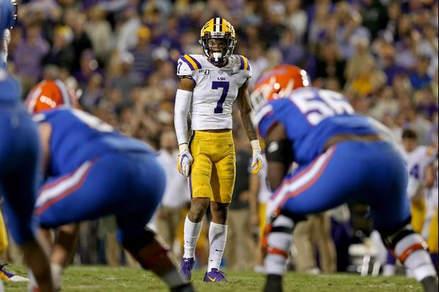 LSU's Grant Delpit Named Semifinalist For Thorpe Award ...