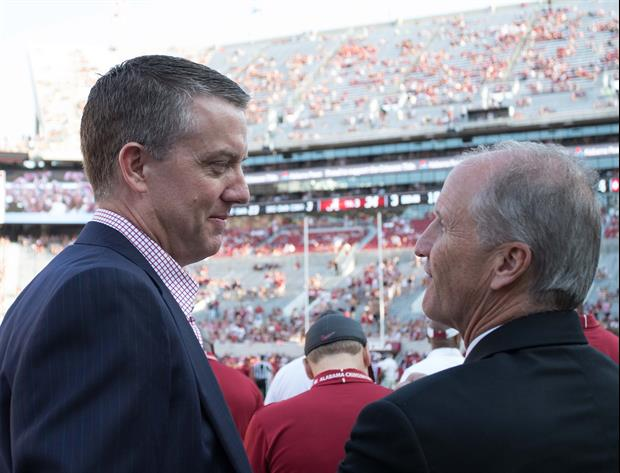 Alabama AD & President Not Happy About Next Saturday's Southern Miss Game Time