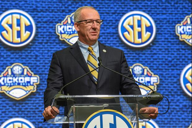 SEC's Commissioner's 'Advice' For UCF's Football Program Is Not Going Over Well