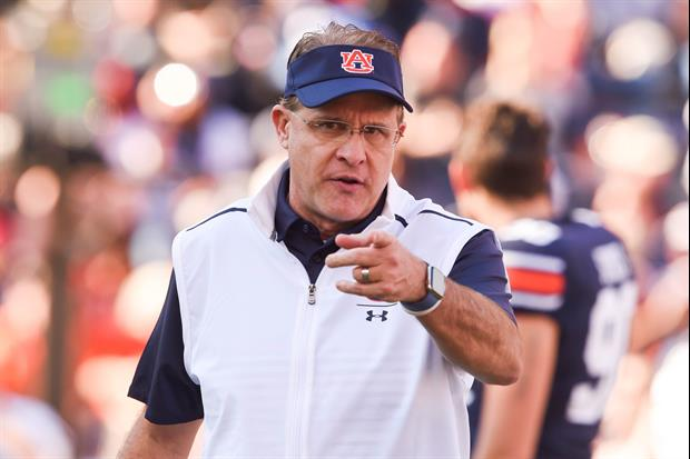 This Was Gus Malzahn's Message To Waffle House After Beating Alabama