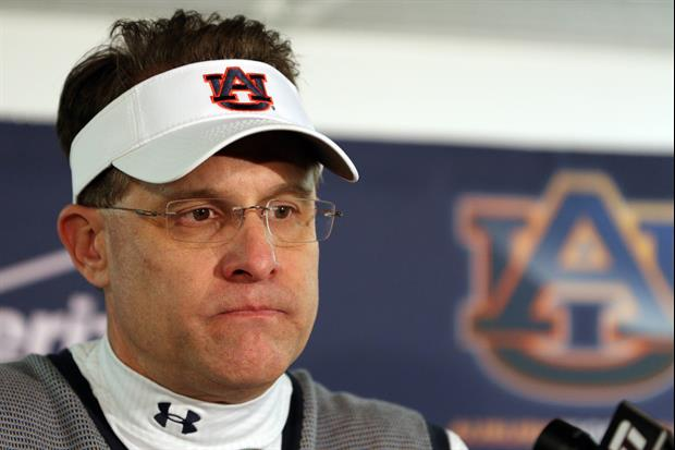 Auburn's Gus Malzahn Comments On Arkansas Job Speculation