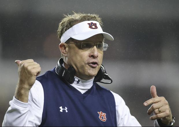Here's Why This Former NFL GM Ripped Into Auburn Coach Gus Malzahn