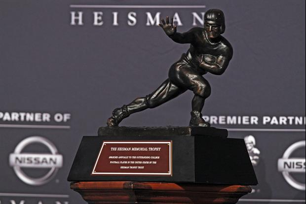 ESPN Announces The 4 Finalists For The Heisman Trophy