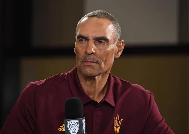 """Pac-12 Program """"Under Investigation"""" For Potential Recruiting Violation........."""