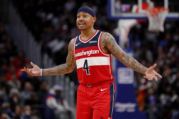 Isaiah Thomas Ejected After Going Into Stands To Confront 76ers Fans