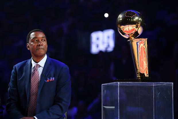 Isiah Thomas Ranked The 5 Best Players He Went Up Against