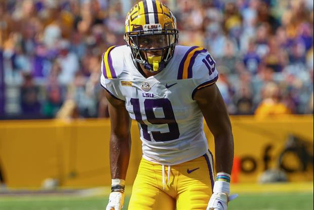 LSU LB Jabril Cox On His First FBS Game: 'I Showed I Can ...