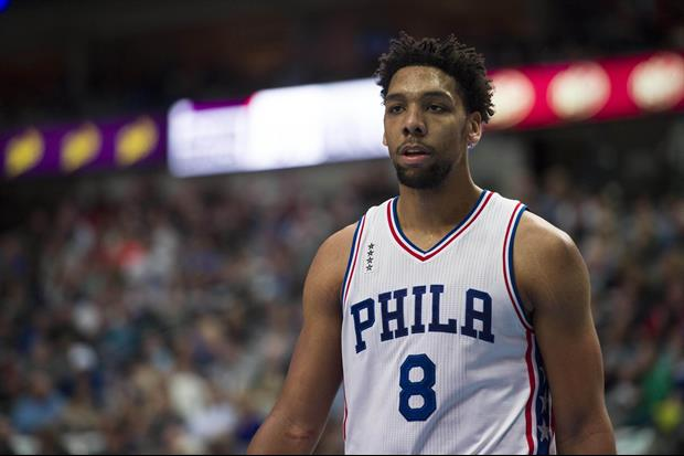 76ers Star Jahlil Okafor Is Dating Hot Bikini Model Lauren Oglensky, here are pictures...