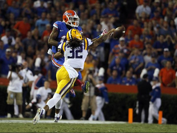 LSU CB Jalen Collins could be headed to the NFL Draft.