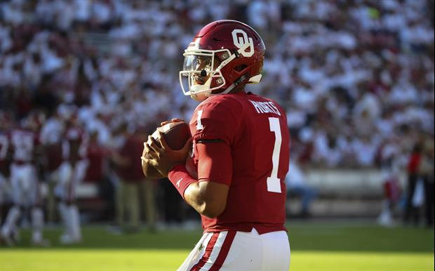 Jalen Hurts' Father Thinks He's A Better Fit At Oklahoma Than Alabama
