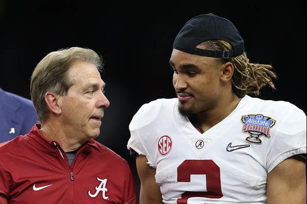 Nick Saban Talks About Telling Jalen Hurts To Commit To Oklahoma Over Other Schools