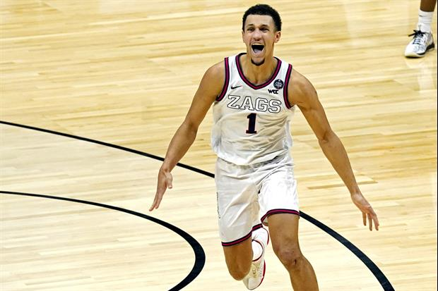If Gonzaga Star Jalen Suggs Would've Played Football, There Were 2 Favorite Schools