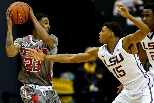 LSU PG Jalyn Patterson will start Thursday against UAB.